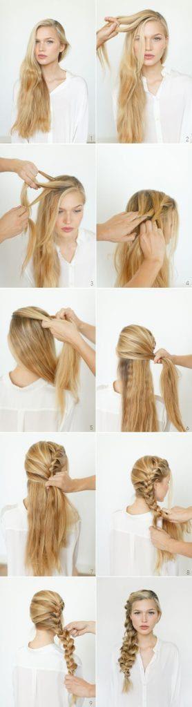 Ötletes hajfonások