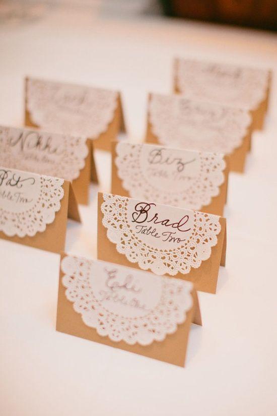 Olcsó dekorációs ötlet esküvőre