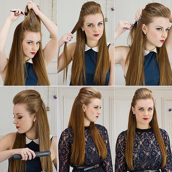 mutatós frizura hosszú hajhoz