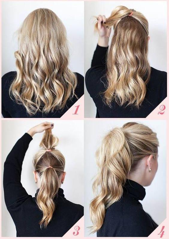 ballagási haj egyszerűen